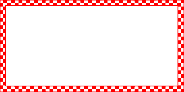 Red Checkered Border Clip Art at Clker.com.
