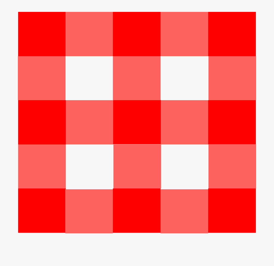 Checkered Clipart Picnic Blanket.