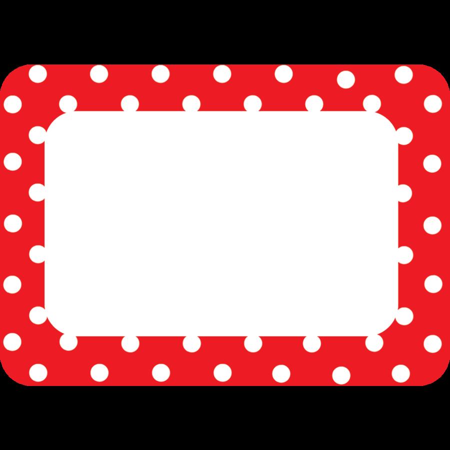 Free Red Polka Dot Border Free, Download Free Clip Art, Free.