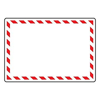 Amazon.com: ComplianceSigns Plastic Sign, 10 x 7 in. With.