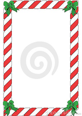 Red and white striped border clipart 1 » Clipart Portal.