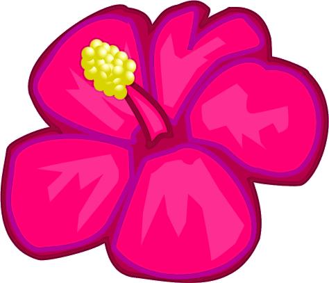 Yellow Flower Clip Art Download.