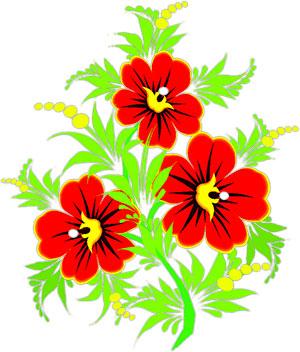 Free Flowers.