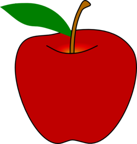 Red Apple Clipart Free Download Clip Art.