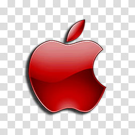 Apple Colors Icon , Apple Colors, red Apple logo transparent.