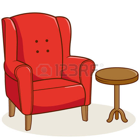 Red armchair clipart 20 free Cliparts | Download images on ...