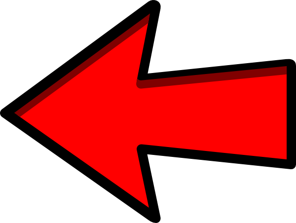 Left Red Arrow Clip Art at Clker.com.