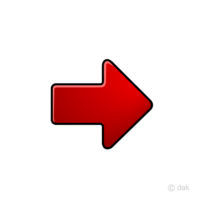 Red Arrow Clipart Free Picture|Illustoon.