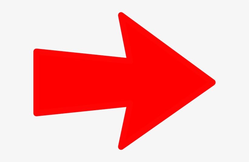 Edited Red Arrow Clip Art At Clker Com Vector Clip.