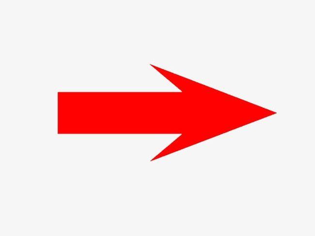Red Arrow PNG, Clipart, Arrow, Arrow Clipart, Arrow Clipart.