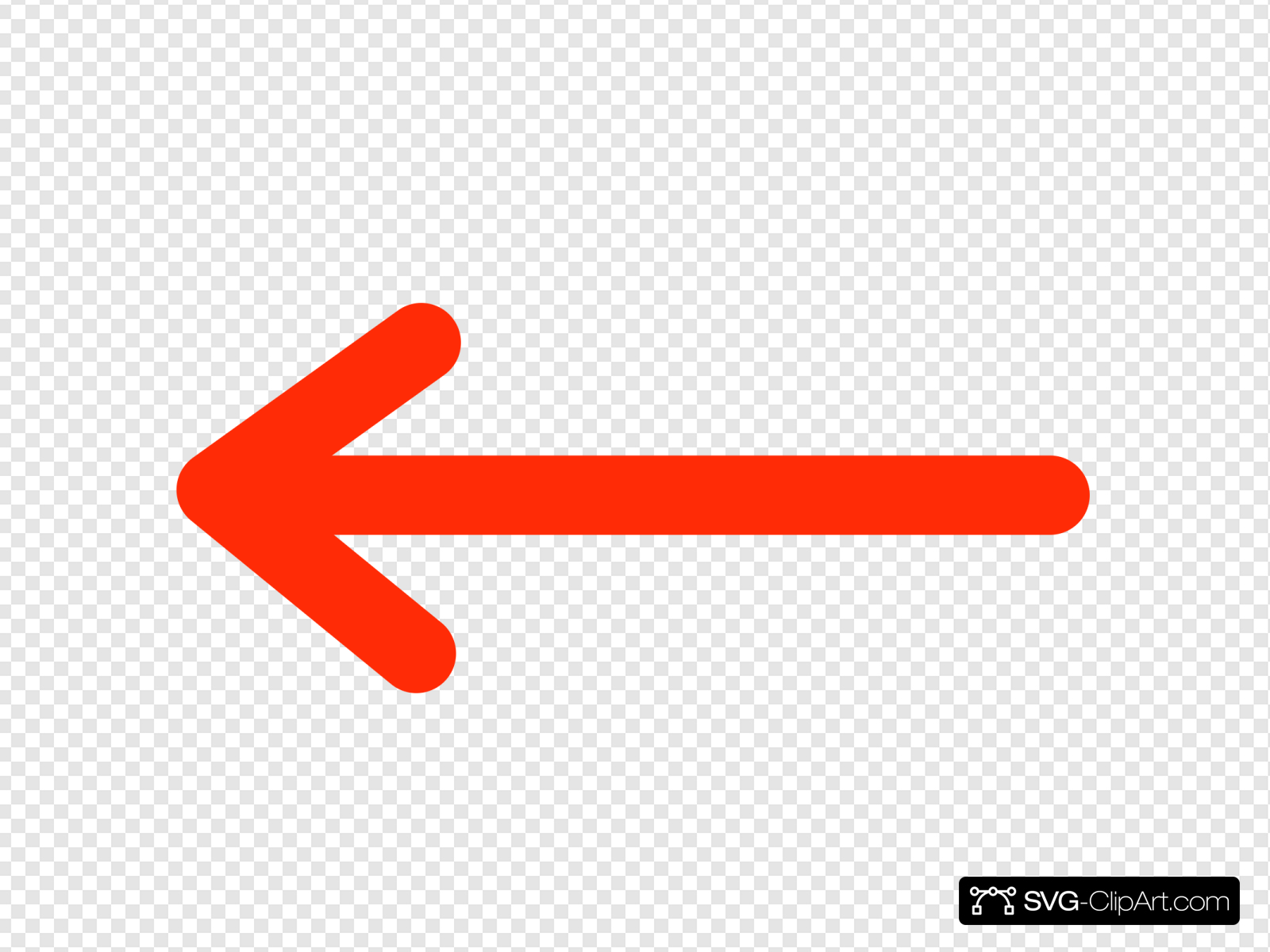 Red Arrow Clip art, Icon and SVG.