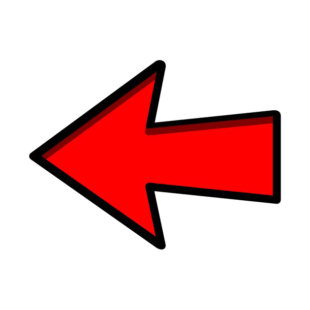 Download Free png Red Arrow PNG Image.