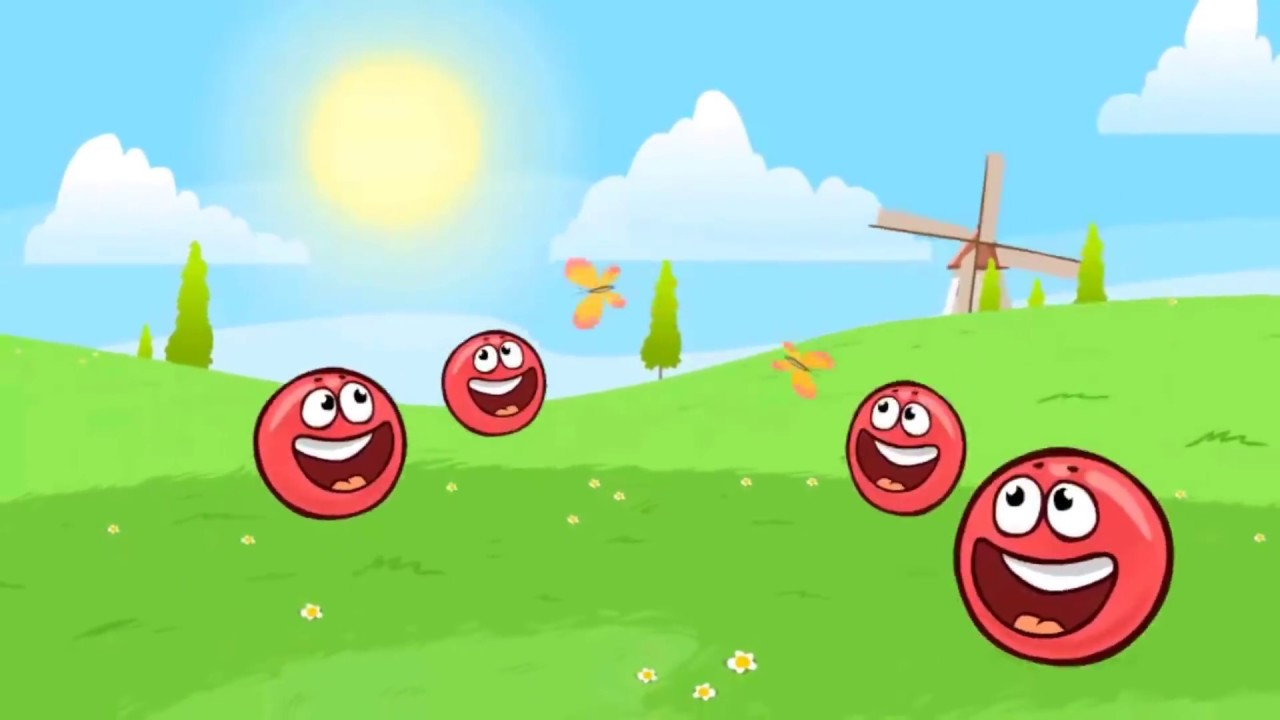 Red Ball 4 : Tomato Ball & Red Ball \'Fusion battle\' with 10 ( Classic, Ball  ) Bosses of All Volume.