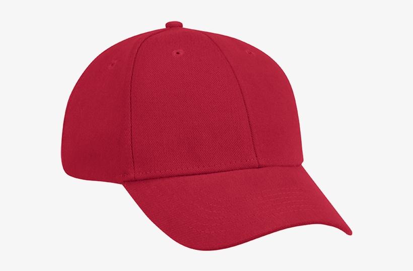 Cotton Ball Cap.