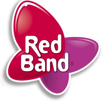 Red Band Logo.