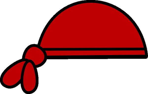 Red Bandana Clip Art at Clker.com.