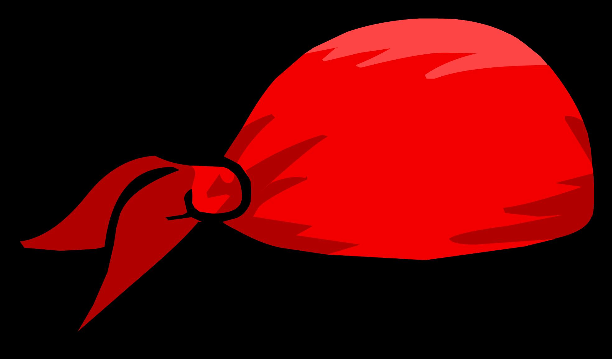 Showing post & media for Cartoon red bandana.