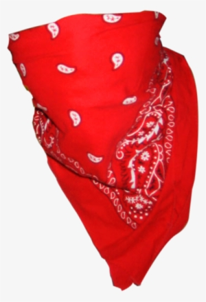 Red Bandana Png PNG Images.