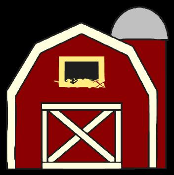 12+ Red Barn Clip Art.