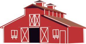 Red Barn clip art.