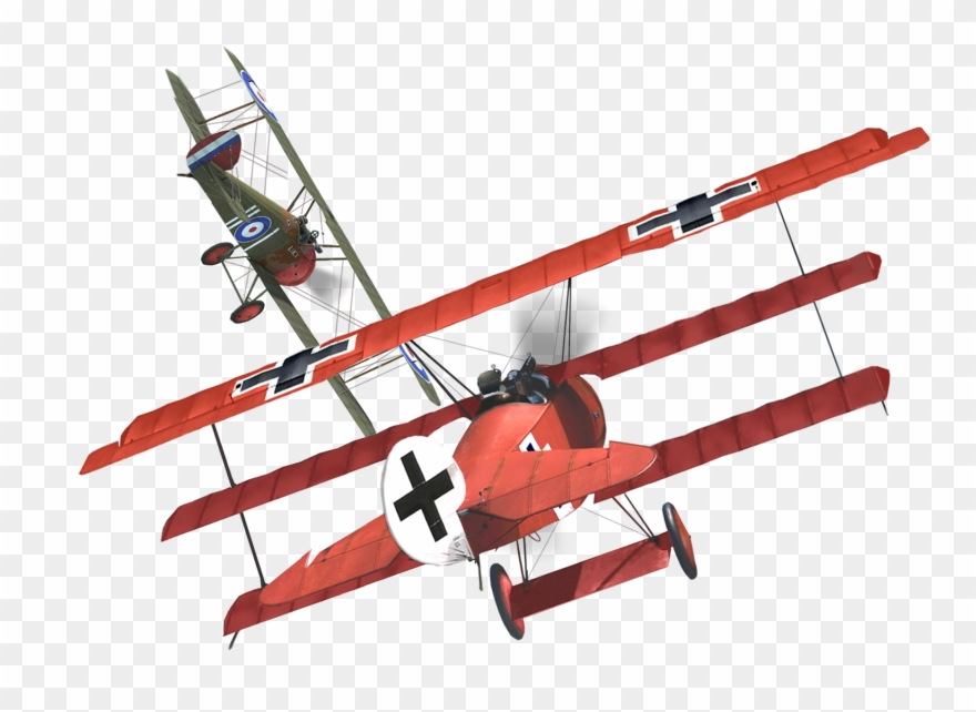 Plane Clipart Red Baron.