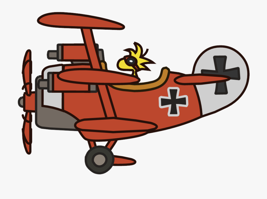 Plane Clipart Snoopy.