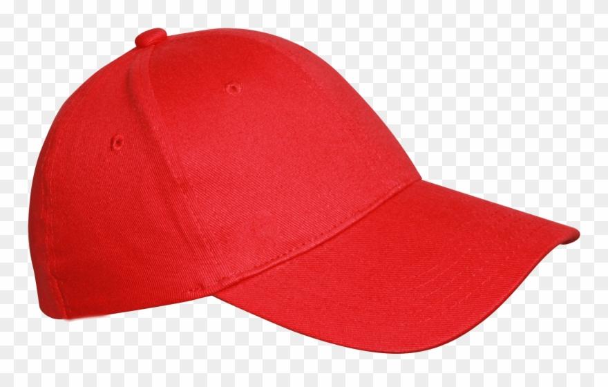 Cap Clipart Red Baseball Cap Png Clipart Vector Clipart.