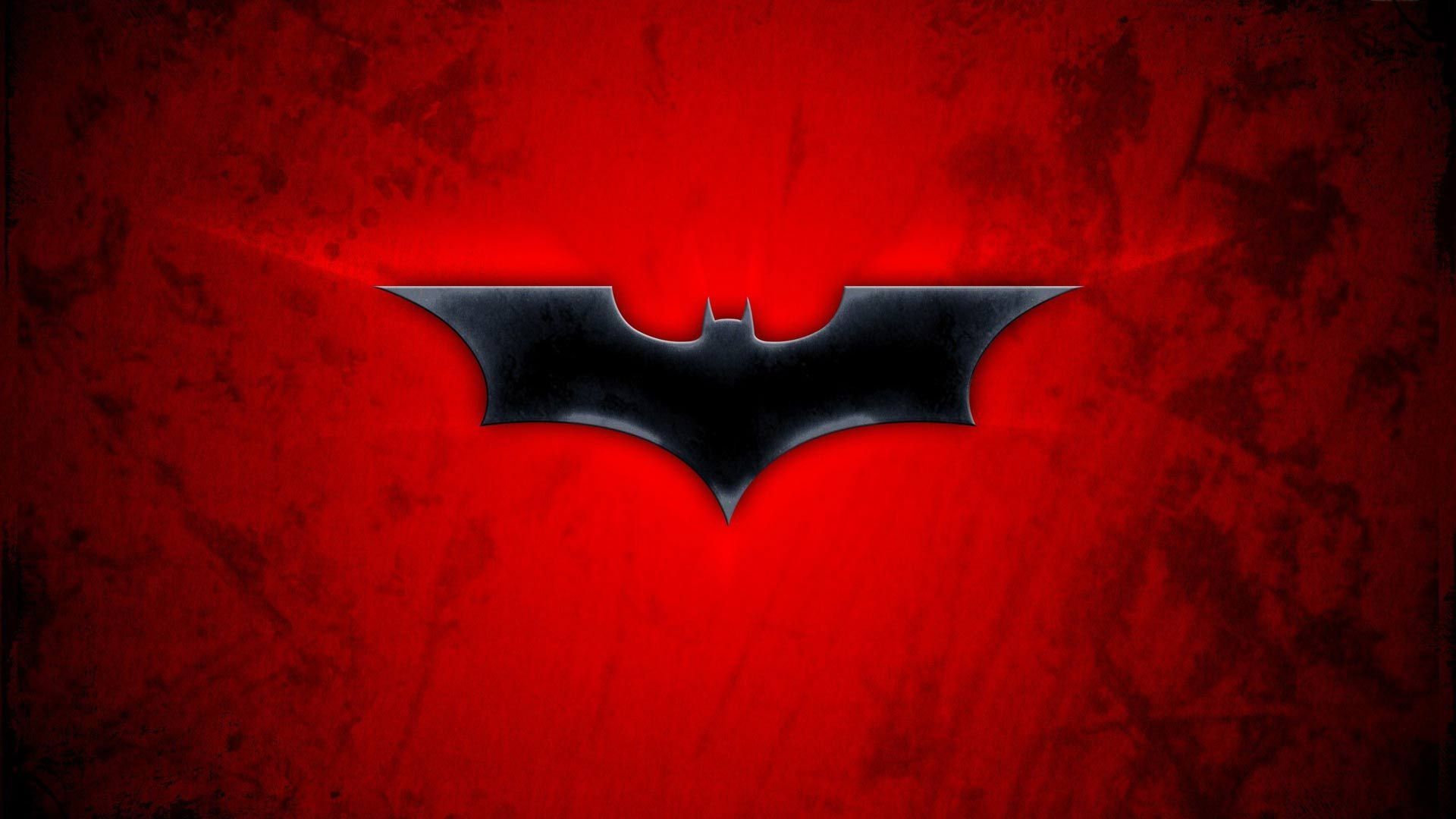Batman Red Movie Wallpaper.