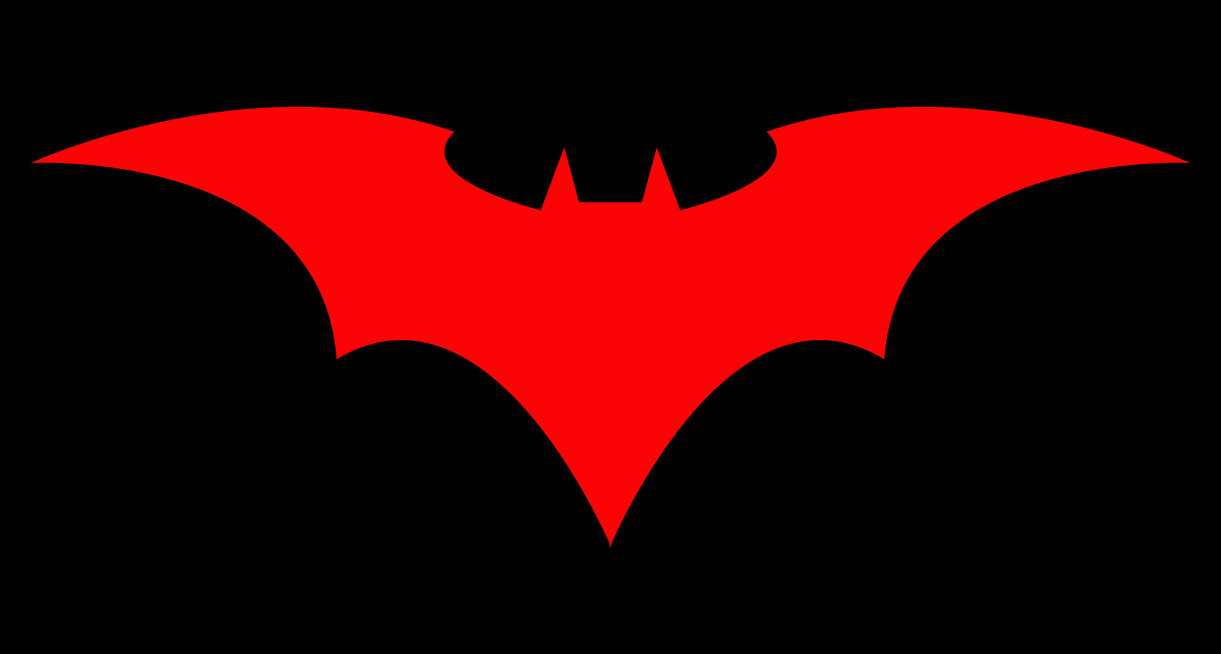 Red batman Logos.