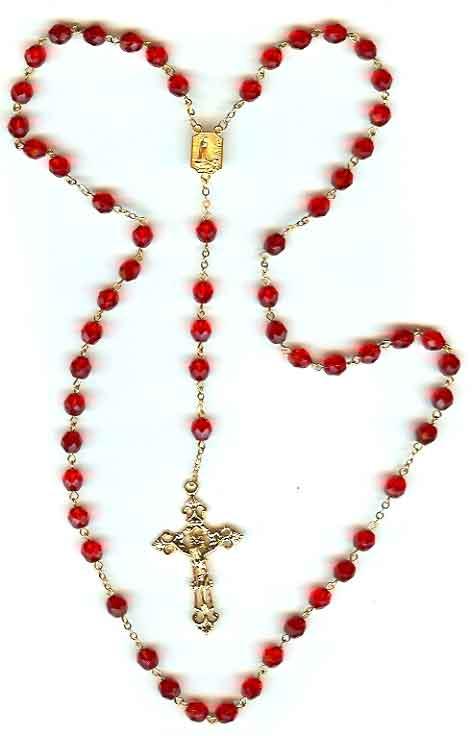 Rosary Beads.