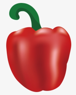 Free Bell Pepper Clip Art with No Background.
