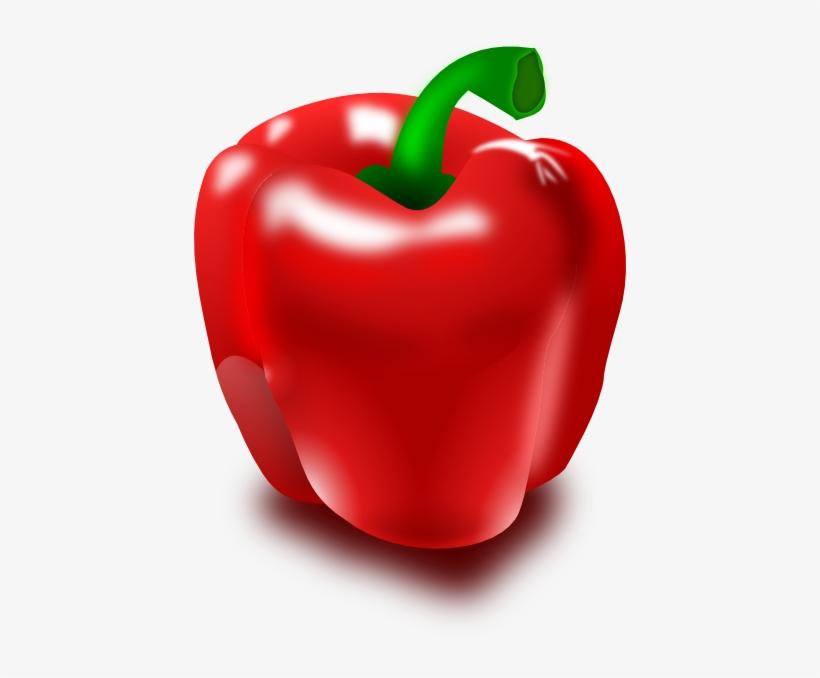 Red Pepper Clip Art At Clker.