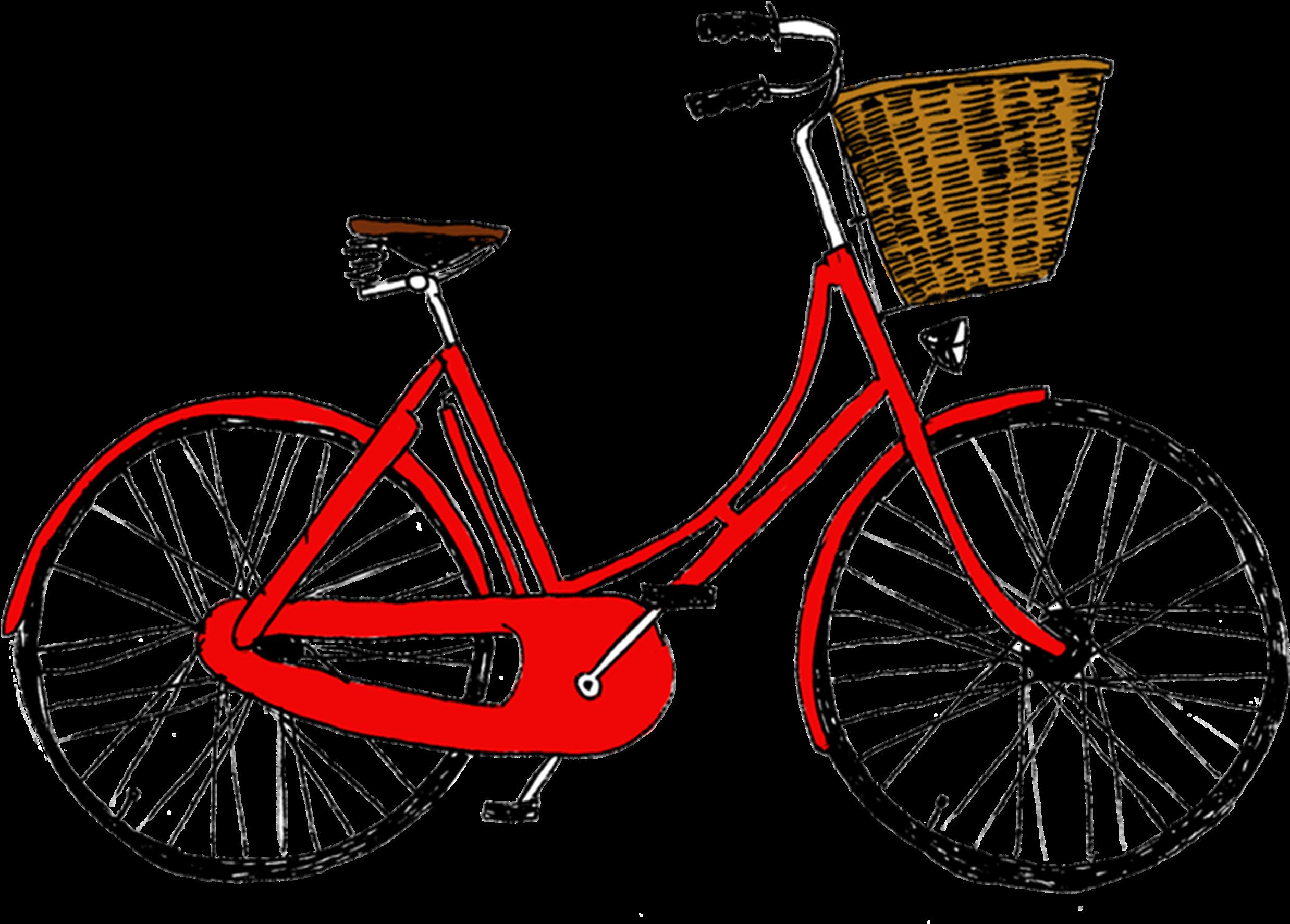 Red Bike.