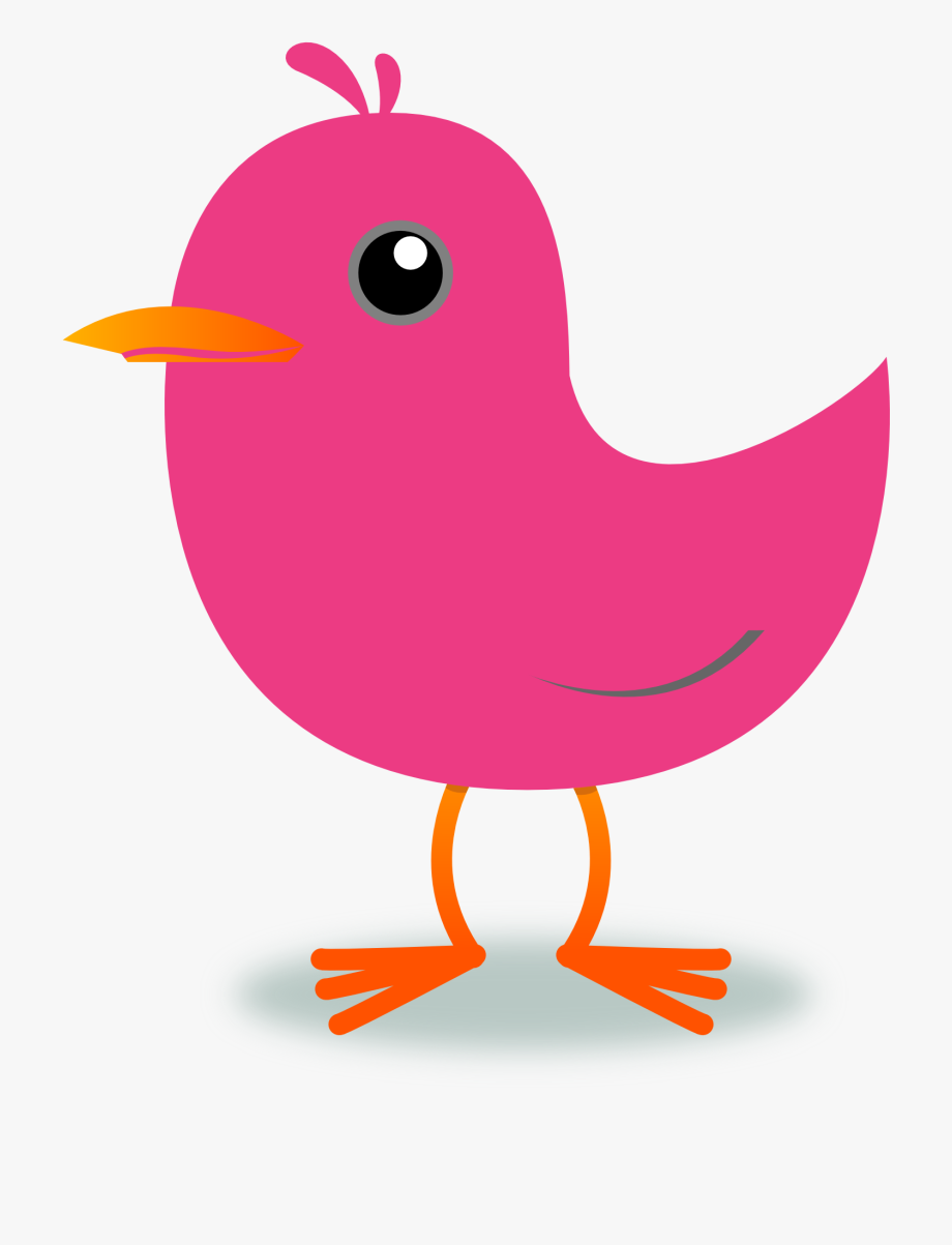Red Bird Clipart At Getdrawings.