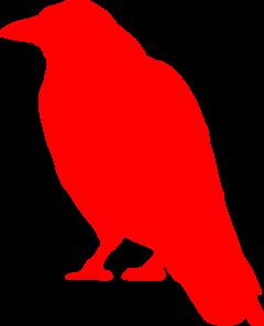 Red Bird Clip Art at Clker.com.