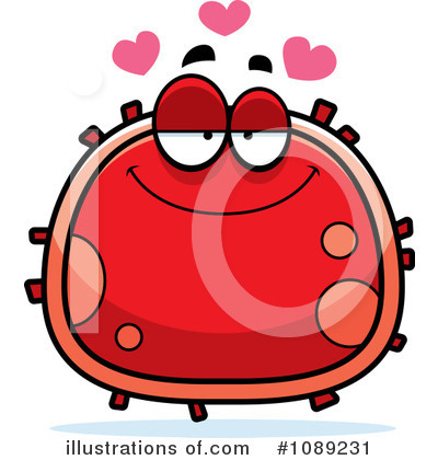 Red Blood Cell Weak Clipart.