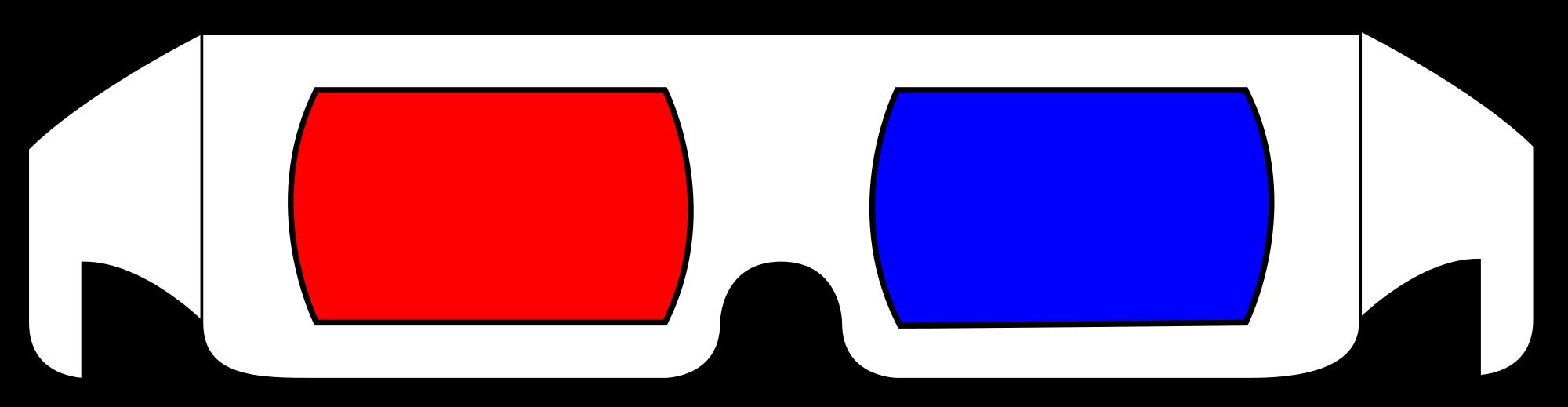 File:3d glasses red blue.svg.