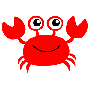 Red Animal Clipart.