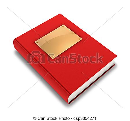 Red book clipart #13