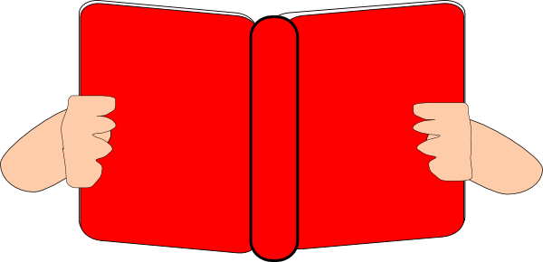 Red book clipart #9