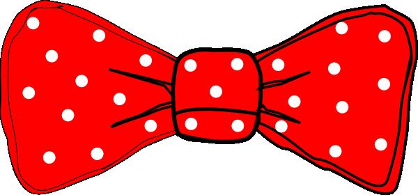 Showing post & media for Cartoon red polka dot hair bows.
