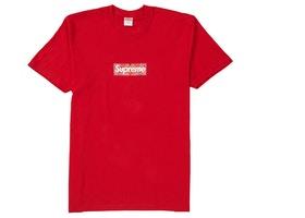 Supreme Bandana Box Logo Tee Red.