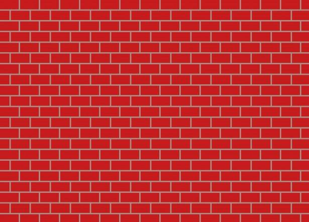 Red brick background clipart.