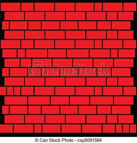 Red brick clipart - Clipground