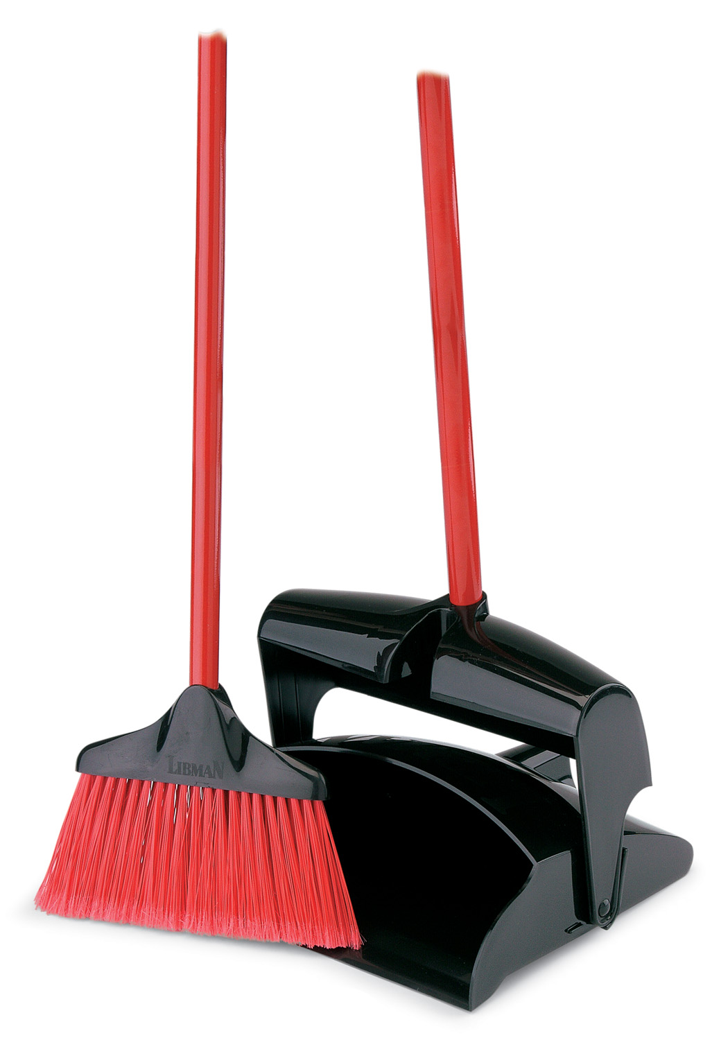 Broom And Dust Pan Clip Art.