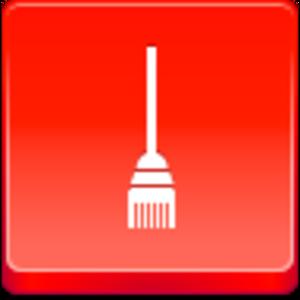 Broom Icon.