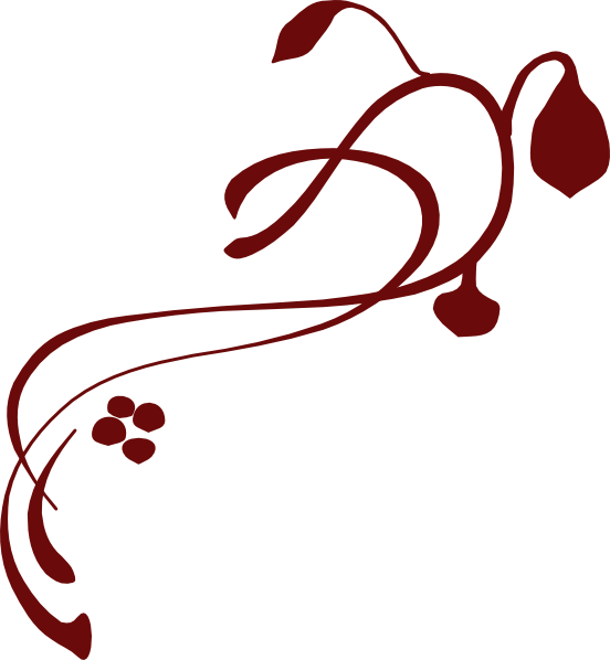 Reddish Brown Clip art.