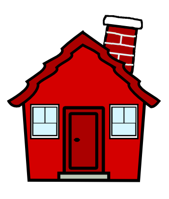 House Clipart craft projects, Building Clipart.