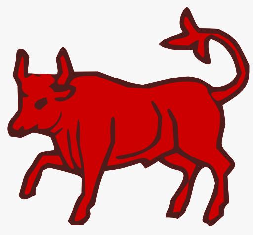 Red Bull Clipart.