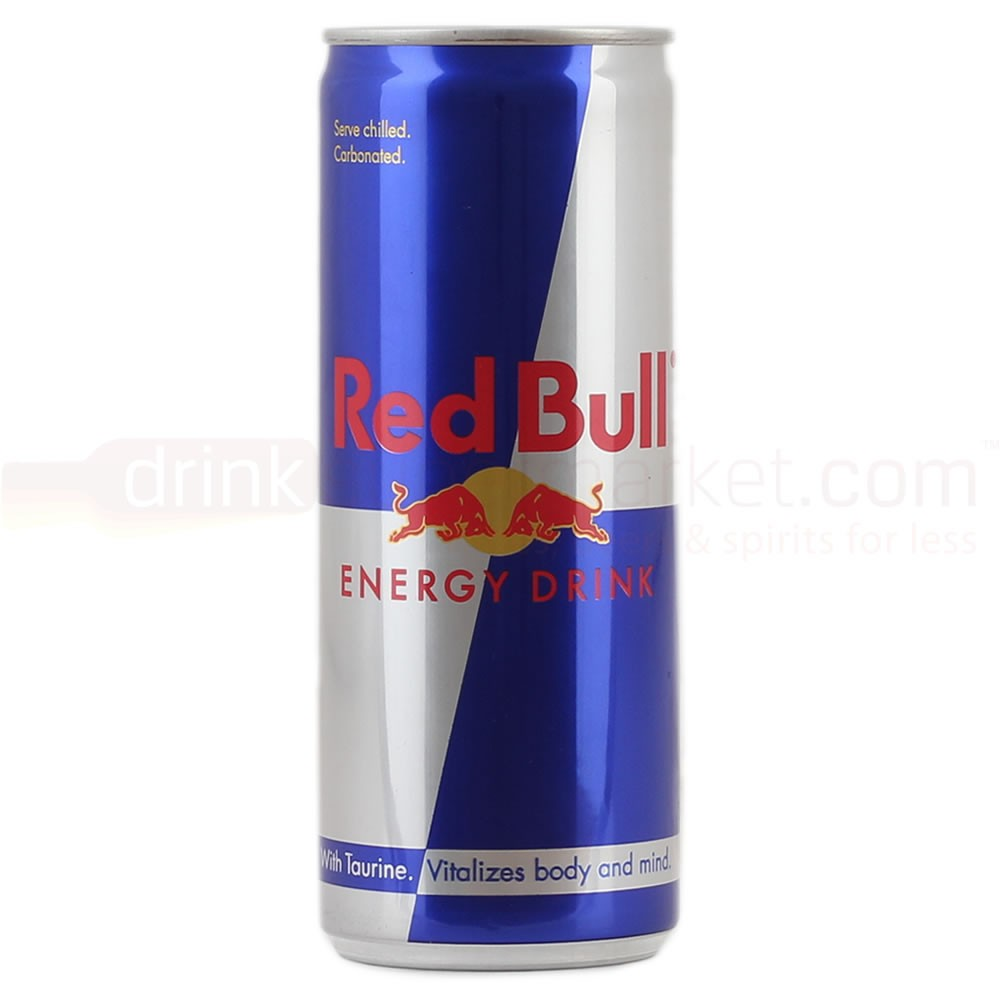 Red Bull Clipart.